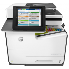 HP Pagewide Enterprise Color 586